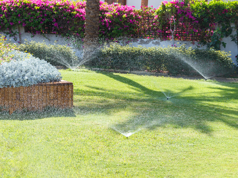 Irrigation systems by Toby Lawncare image